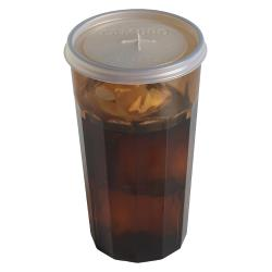 Cambro - CLNT12190 - 12.6 oz CamLid® Disposable Tumbler Lid image