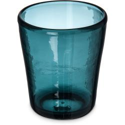 Carlisle - MIN544015 - 14 oz Teal Mingle Double Old Fashioned Cup image