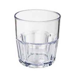 GET Enterprises - 9907-1-CL - Bahama Clear 7 oz Tumbler image