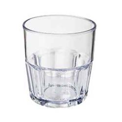 GET Enterprises - 9909-1-CL - Bahama Clear 9 oz Tumbler image