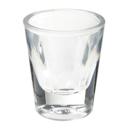 GET Enterprises - SW-1427-1-CL - 1 oz- 2.75 in SAN Shot Glass image