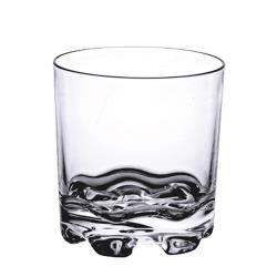 Thunder Group - PLTHRG008C - 8.5 oz Polycarbonate Rocks Glass image