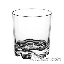Thunder Group - PLTHRG012C - 12 oz Polycarbonate Rocks Glass image