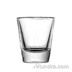 Anchor Hocking - 3661U - 1 1/2 oz Plain Whiskey Glass image