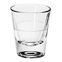 Libbey Glassware - 5120/A0007 - 1 1/2 oz Whiskey Glass w/1 oz Cap Line image