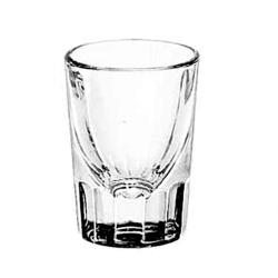 Libbey Glassware - 5126 - 2 oz Fluted Whiskey Glass image