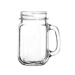 Libbey Glassware - 97084 - 16 1/2 oz Plain Drinking Jar image