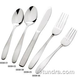 Winco - 0008-04 - Manhattan Bouillon Spoon image