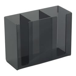 Thunder Group - PLCH001-B - Black Chopstick Holder image