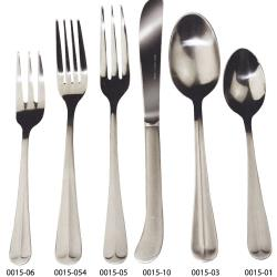 Winco - 0015-054 - Lafayette 4-Tine Dinner Fork image