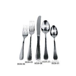 Winco - 0026-04 - Elite Bouillon Spoon image