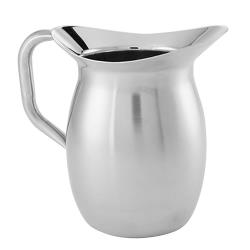 American Metalcraft - DWPS64 - 64 oz Double Wall Bell Pitcher image