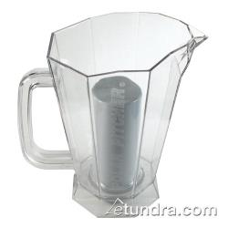 Bar Maid - CR-5830CLR - 60 oz Polar Pitcher w/Ice Chamber image