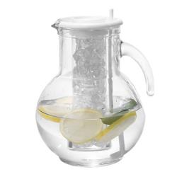 Cal-Mil - JC100 - 1/2 Gal Glass Pitcher image