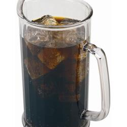 "Cambro - P60CW - Camwear® 9"" High 60 oz Pitcher image"