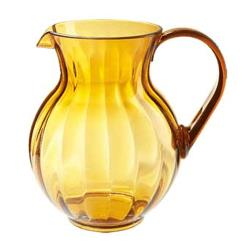 GET Enterprises - P-4090-PC-A - Tahiti 90 oz Amber Pitcher image