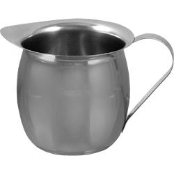 ITI - IBGS-II-G12 - 12 oz Stainless Steel Bell Creamer image