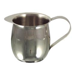 ITI - IBGS-II-G8 - 8 oz Stainless Steel Bell Creamer image