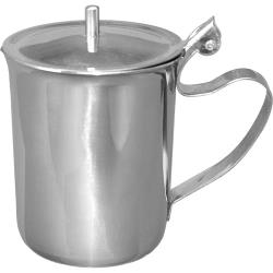 ITI - IBGS-II-KC - 10 oz Stainless Steel Server with Closed Handle image