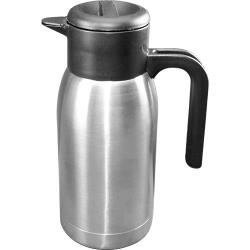 ITI - SNLP-100 - 1 Liter Stainless Steel Vacuum Coffee Server image
