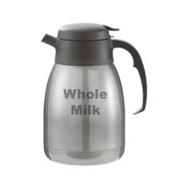 Service Ideas - FVPC15WHOLEET - 1 1/2 L SteelVac™ Whole Milk Carafe image