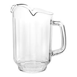 Thunder Group - PLWP064CL - 64 oz Poly Pitcher image