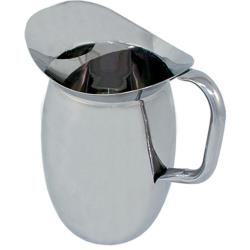 Update - BP-3G - 3 qt Stainless Steel Bell Pitcher image