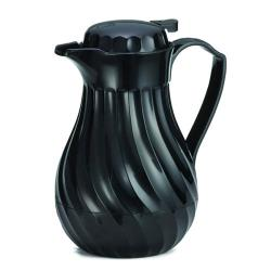 Update International - FB3022/40 - 42 Oz Black Swirl Carafe image