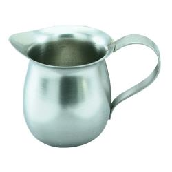 Vollrath - 46003 - 3 oz Stainless Steel Creamer image