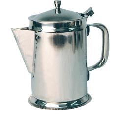 Winco - BS-64 - 64 oz Stainless Steel Coffee Server image