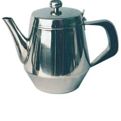 Winco - JB2932 - 32 oz Stainless Steel Teapot image