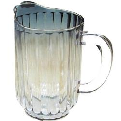 Winco - WPC-60 - 60 Oz Clear Plastic Pitcher image