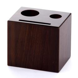 American Metalcraft - WBW - Walnut Wood Block Check Presenter image
