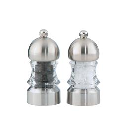 "Chef Specialties - 01572 - Metro 3 1/2"" Acrylic Mill & Shaker Set image"