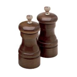 "Chef Specialties - 04102 - Capstan 4"" Walnut Mill Set image"