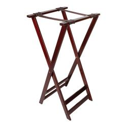 GET Enterprises - TSW-105 - 38 in Mahogany Tray Stand image