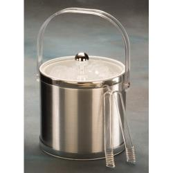 American Metalcraft - IBS32 - 3 qt Silver Ice Bucket image