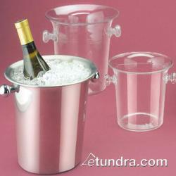 Cal-Mil - 693 - 6 1/2 in Clear Ice Bucket image