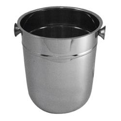 Tablecraft - 5188 - 8 qt Stainless Steel Wine Bucket image