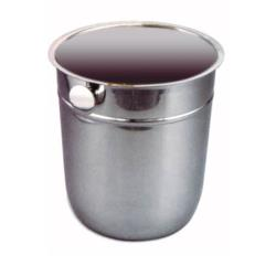 Winco - WB-8 - 8 Qt Stainless Steel Wine Bucket image