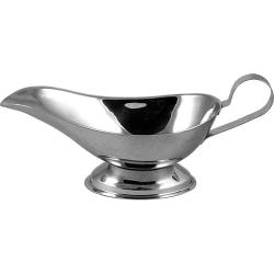 ITI - ITW-I-D5 - 5 oz Stainless Steel Gravy Boat image