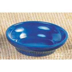 Thunder Group - ML351CB1 - 3 oz  Cobalt Blue Tulip/Salsa Bowl image