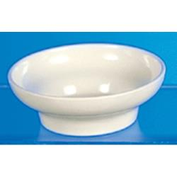 Thunder Group - ML352B1 - 4 3/4 in - 7 oz Bone Tulip/Salsa Bowl image