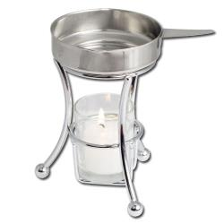 Winco - SBW-35 - 3 1/2 in Stainless Steel Butter Warmer image