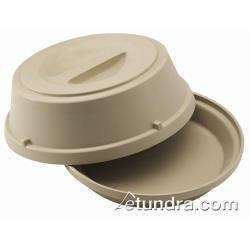 Cambro - HK39148 - Camwear® 9 in Plate Heat Keeper Base & Cover image