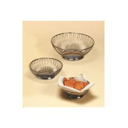 American Metalcraft - BSS8 - 8 in Round Stainless Steel Basket image