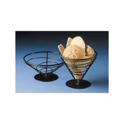 American Metalcraft - FBB9 - 9 in Conical Bread Basket image