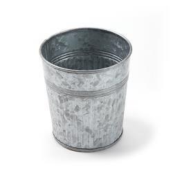 American Metalcraft - GFC335 - 24 oz Galvanized Fry Cup image