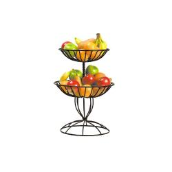 American Metalcraft - TTDB2 - Ironworks™ Two-Tier Basket image