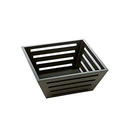American Metalcraft - TWBB94 - 9 1/2 in Tapered Birch Basket image